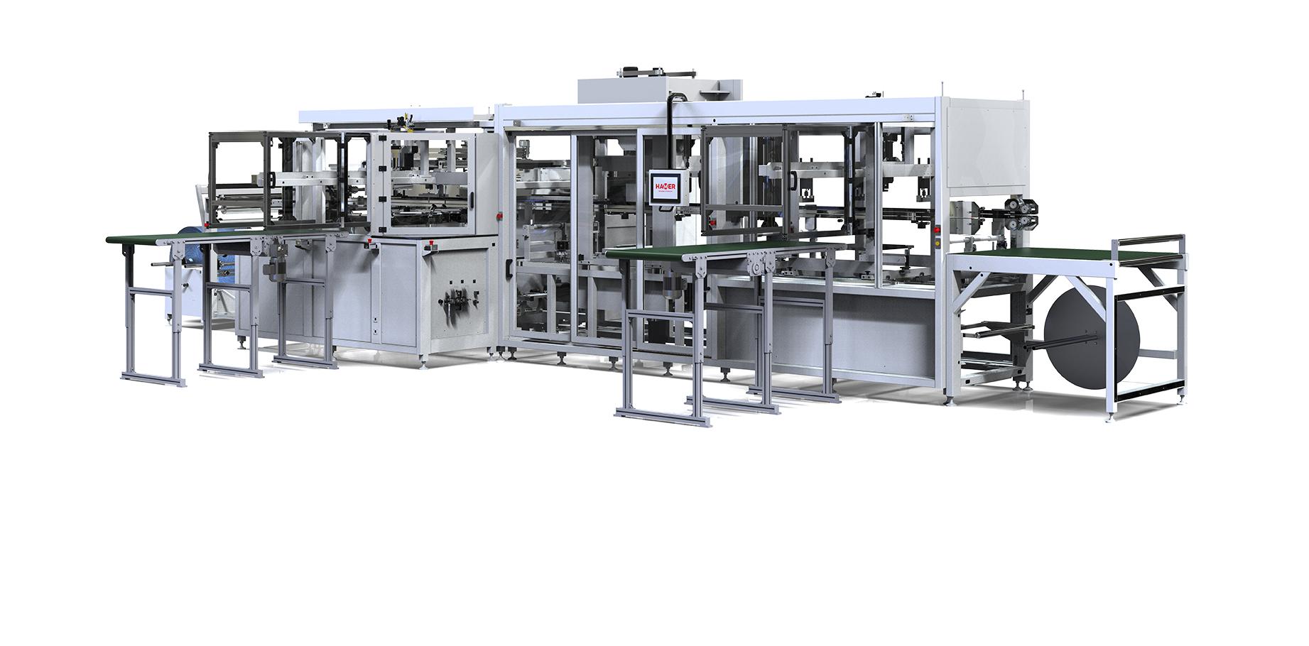 LH76 Laminating machine
